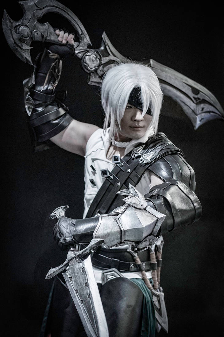 FFXIV :  Thancred Waters by naokunn