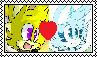 CiciTrap Stamp!!! by BlueShadowMSFNAF