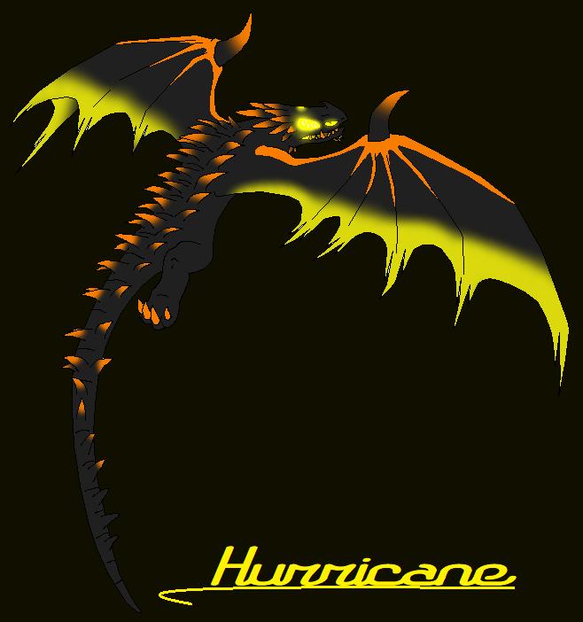 Hurricane the Skrill by MegaboltPhoenix