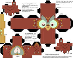 owl cubeecraft