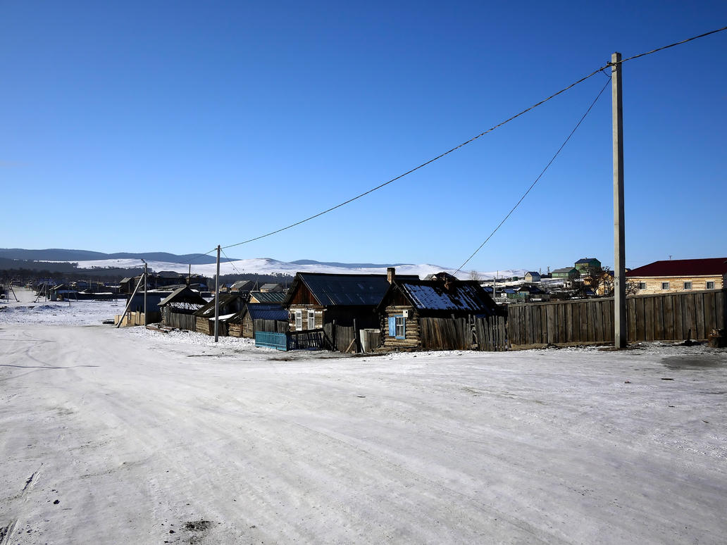 khuzhir - russian village by 8moments