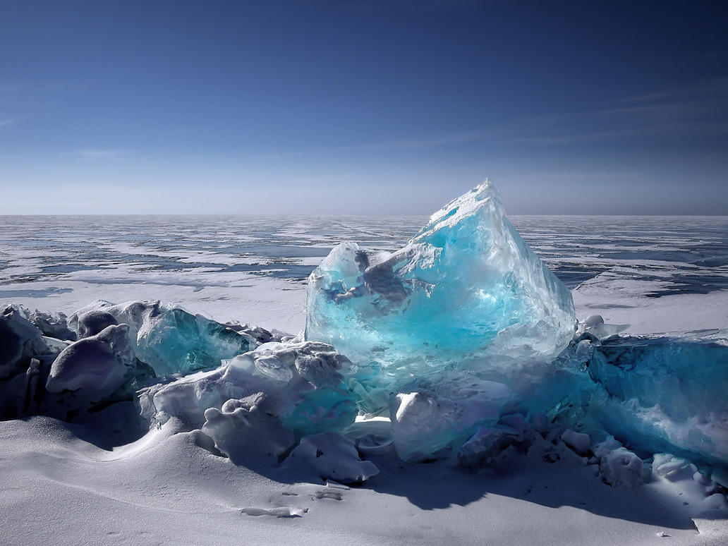 ice on ice - baikal by 8moments