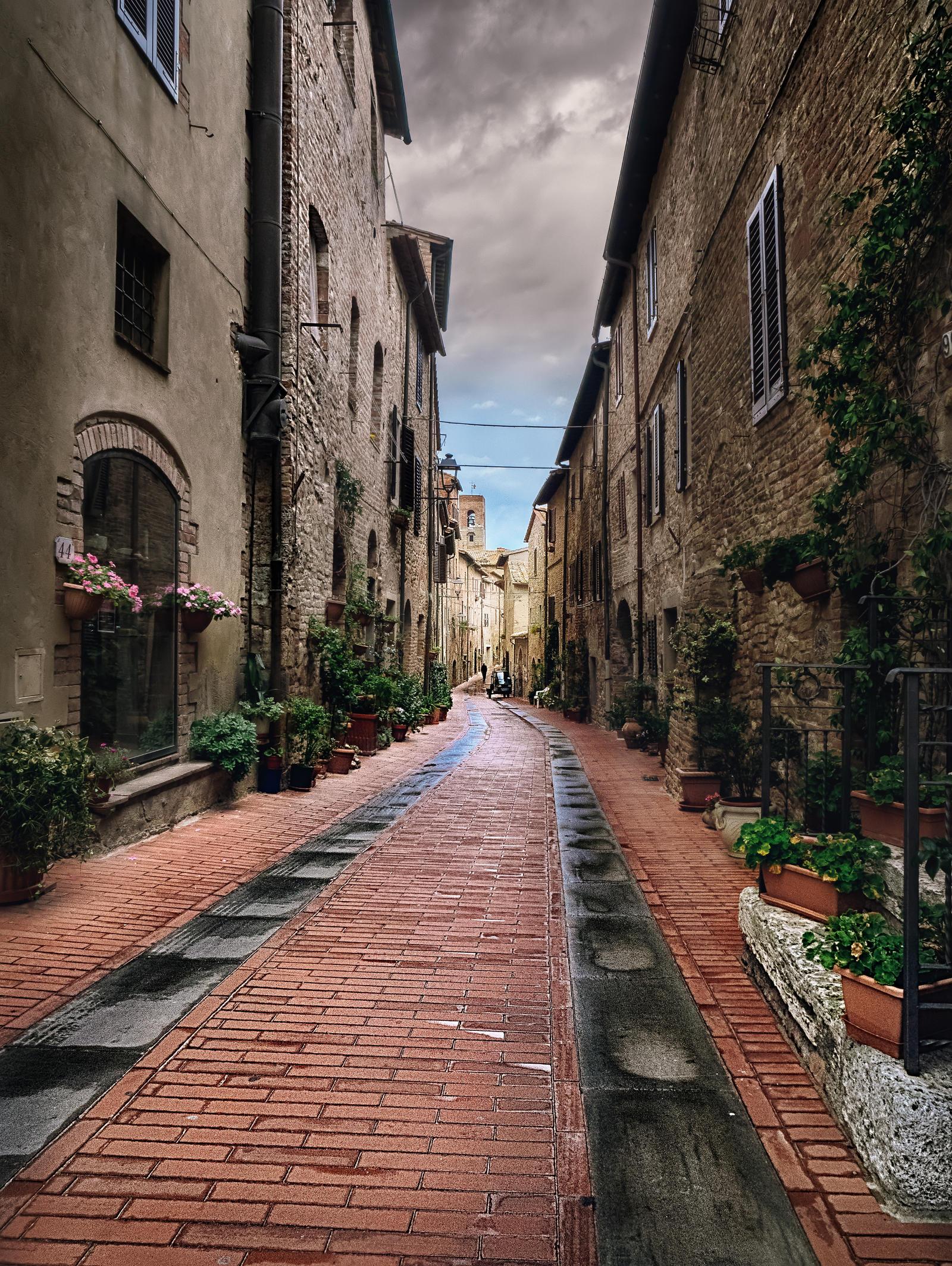 street - Casole d'elsa