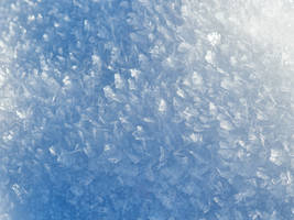 texture - ice crystals - winter edition by 8moments
