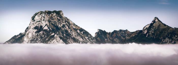 Cloud under.