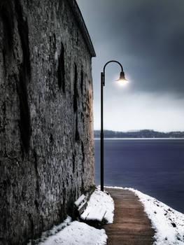 Trusting winter.