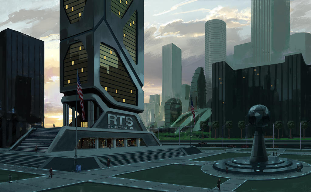 RTS Corporation by tommyscottart
