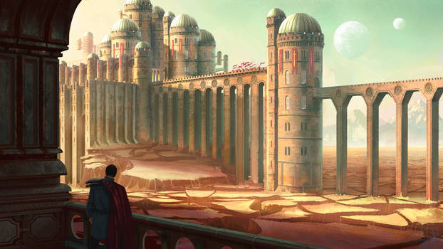 Chasm Castle