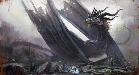 Balerion, The Black Dread