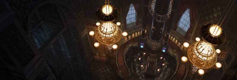 Opulent Mansion