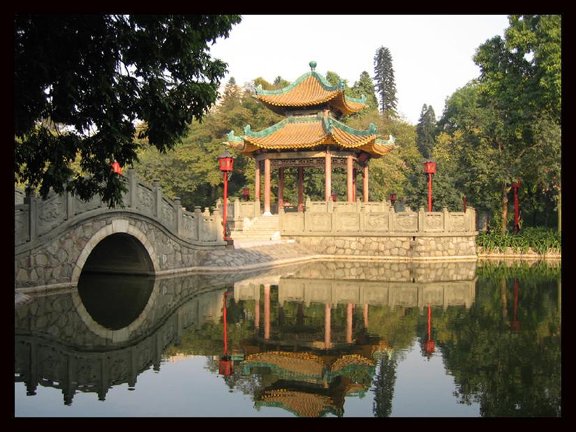 China by flashen