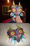 Majora Mask Zeldas Papercraft