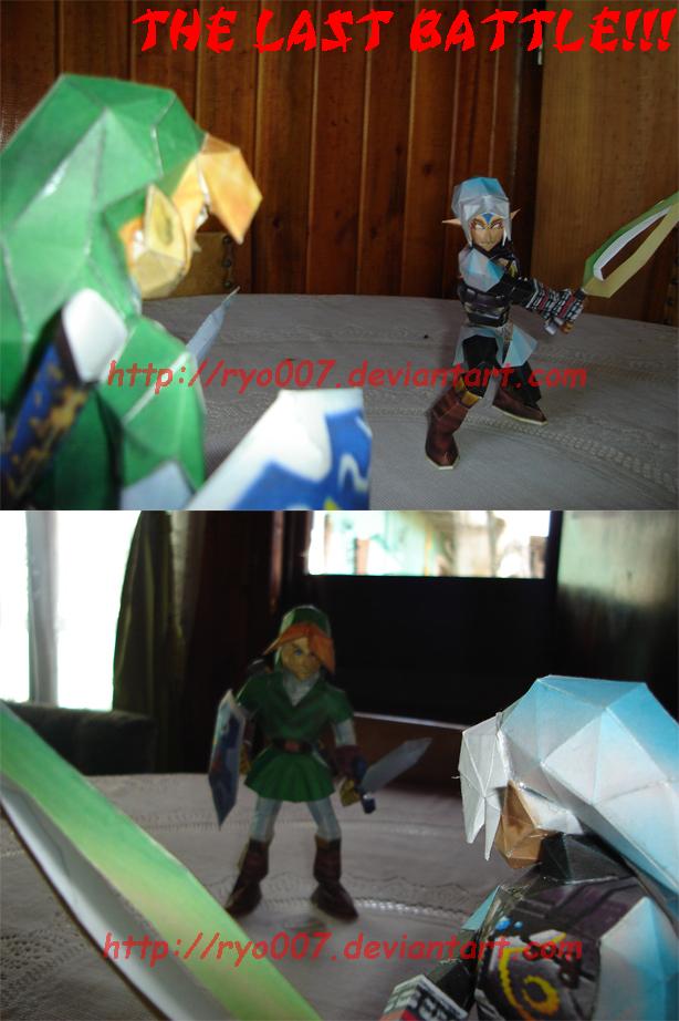 The last Battle by ryo007