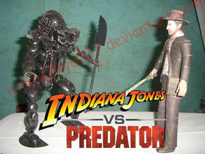 Indiana Jones Vs Predator