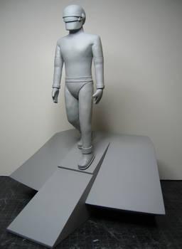 Gort 3 Sculpture