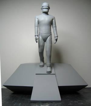 Gort 4 Sculpture