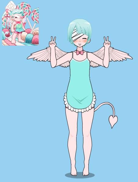 A Gay Little Bubblegum Child by avenger139