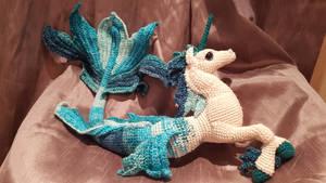 Crochet Mermicorn