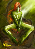 Poison Ivy by HellCames