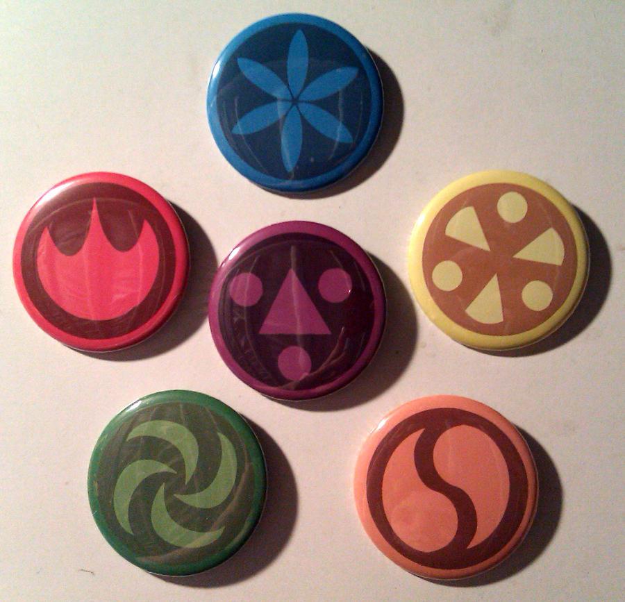 LoZ - Sage Medallions by IamSare
