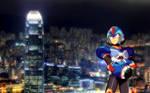 Megaman X - 1920x1200