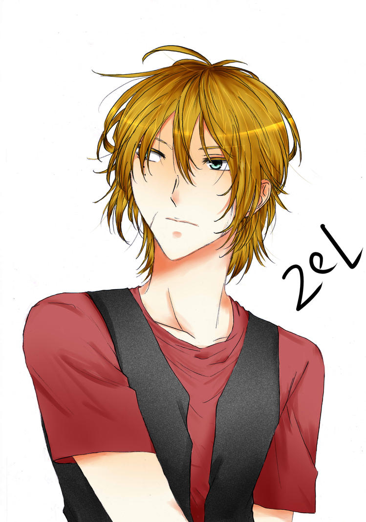 REQ:ZEL by YukiraKirara