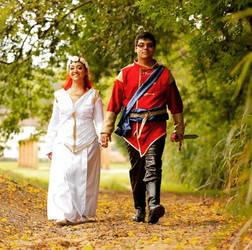 Dragon Age Pre Wedding Photoshoot 01