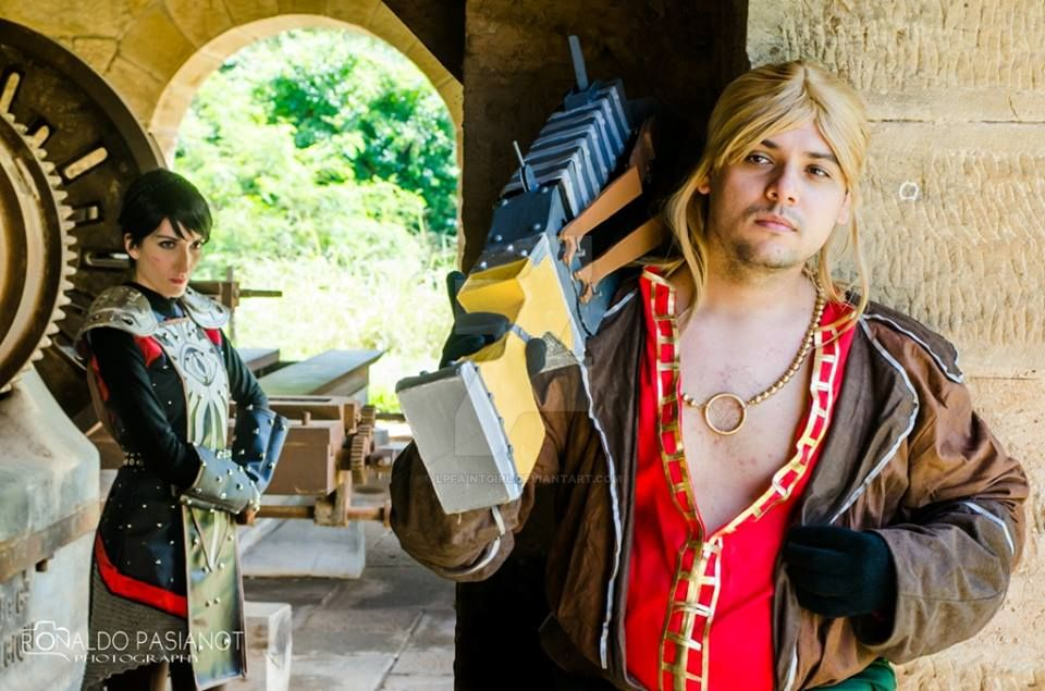 Dragon Age Keepers Photoshoot 08 by lpfaintgirl