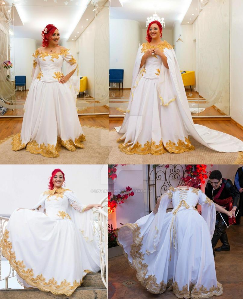 Dragon Age Wedding 07 by lpfaintgirl