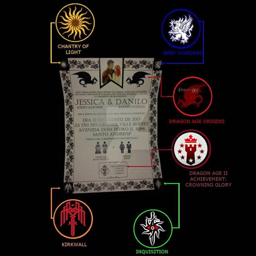 Dragon Age Wedding 10 by lpfaintgirl