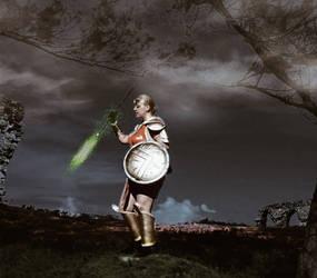 Amazon - Act 1 - Khanduras - Blood Moor by lpfaintgirl