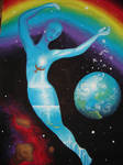 The inner and outer universe