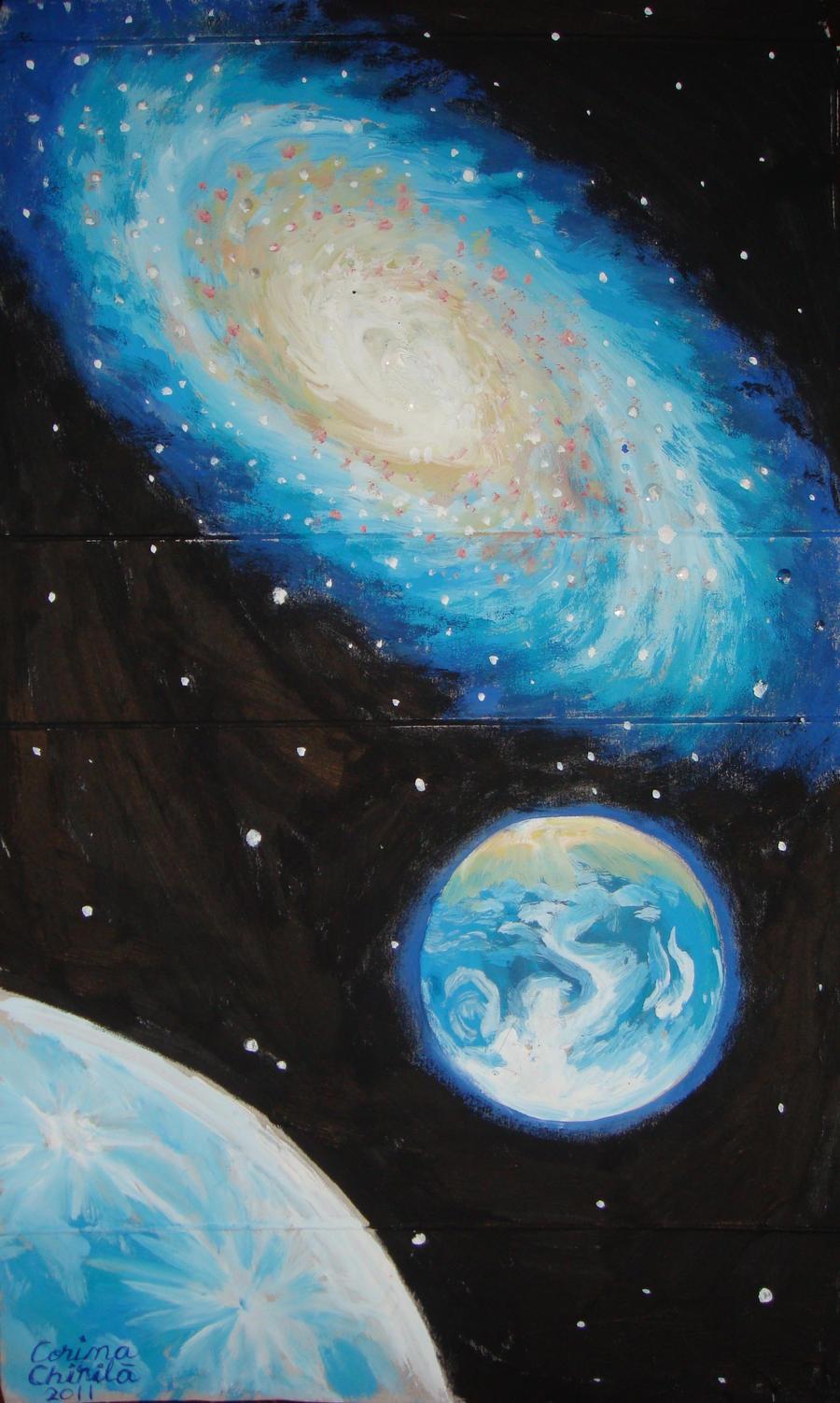 galaxy planet earth - photo #27