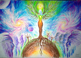 The tree of the mind by CORinAZONe