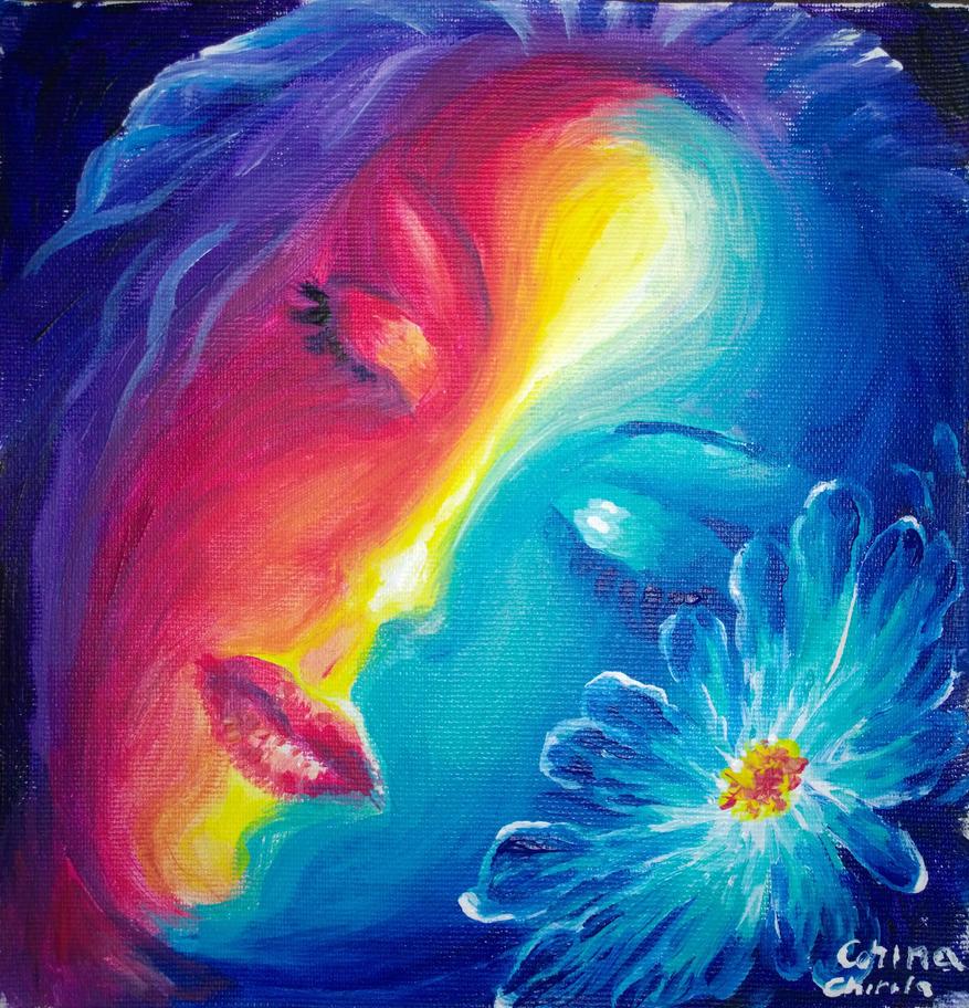 Sleeping muse by CORinAZONe