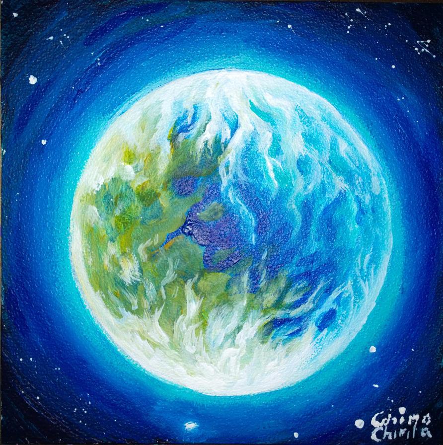 Pangea by CORinAZONe