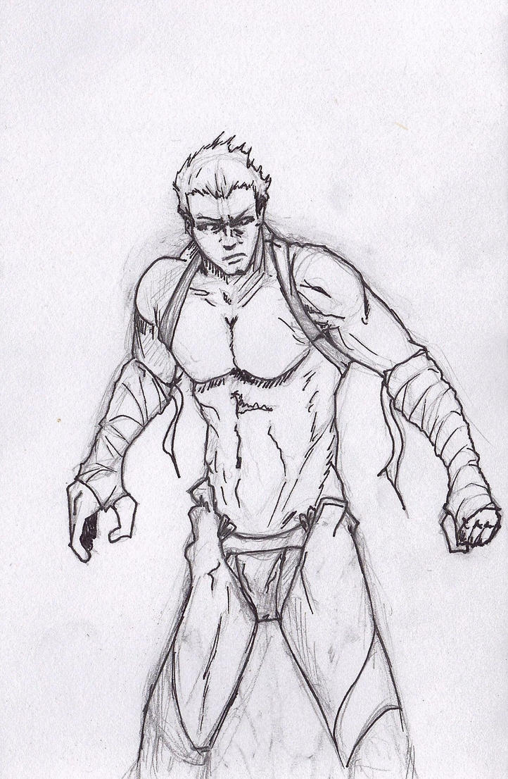 Super hero meme big brusier by yerlen on deviantart for Super cool drawings