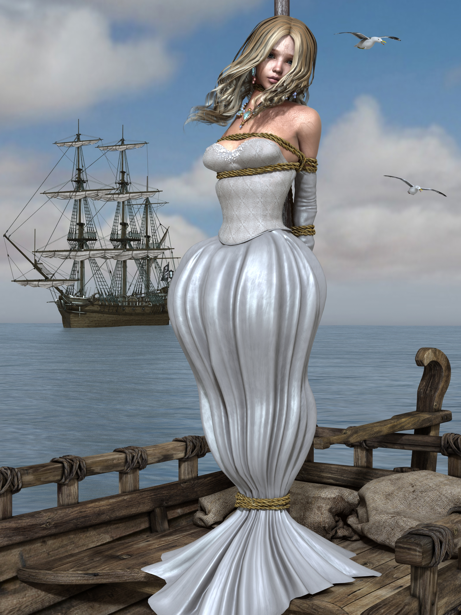 Pirate's Booty 3 by NoBuNoBuNoBuNoBu