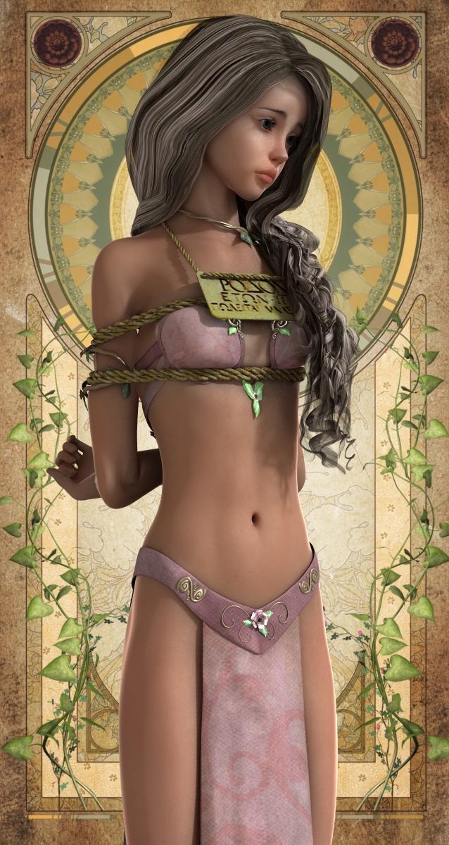 Roman slave auction