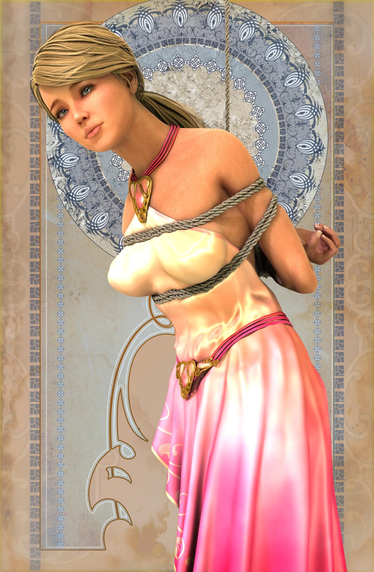 3d princess sacrificed to the troll god and more - 3 4