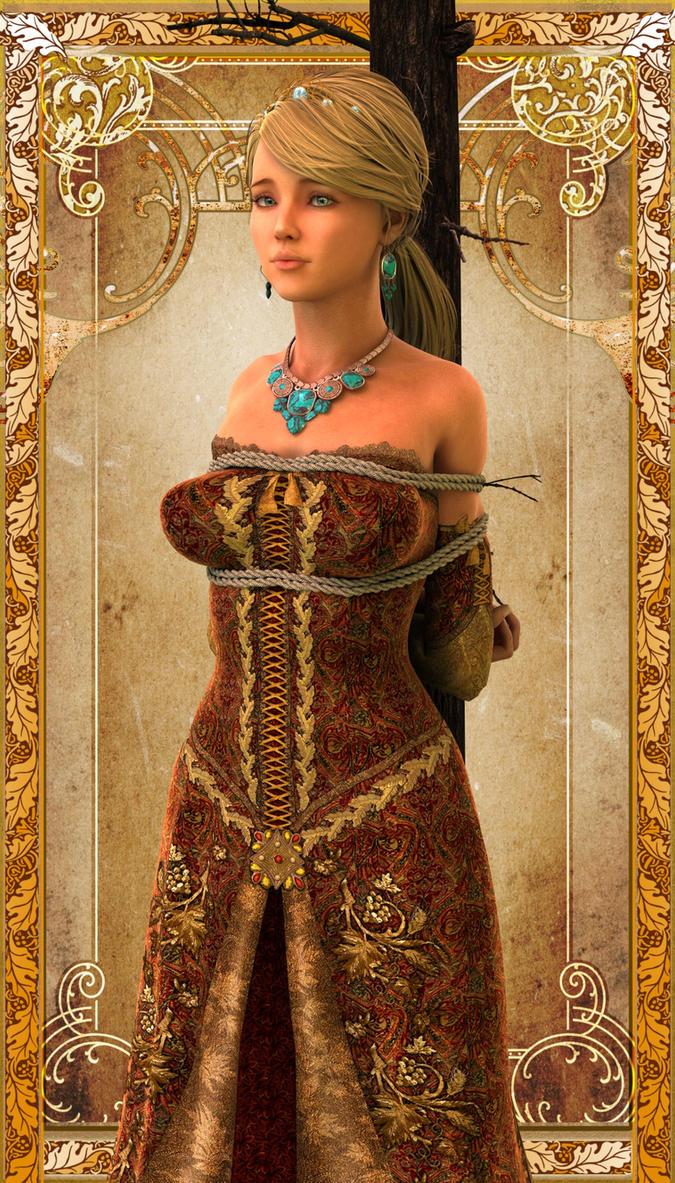 Caputured Princess at war 1 by NoBuNoBuNoBuNoBu