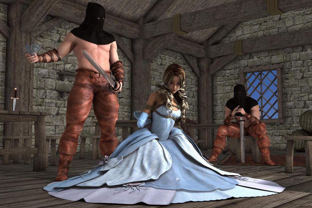 Princess sad story take2 by NoBuNoBuNoBuNoBu