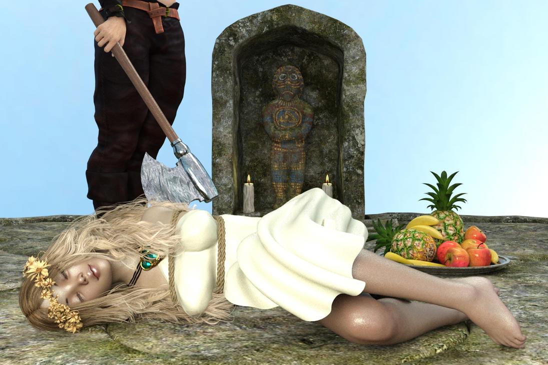 Sweet sacrifice by NoBuNoBuNoBuNoBu
