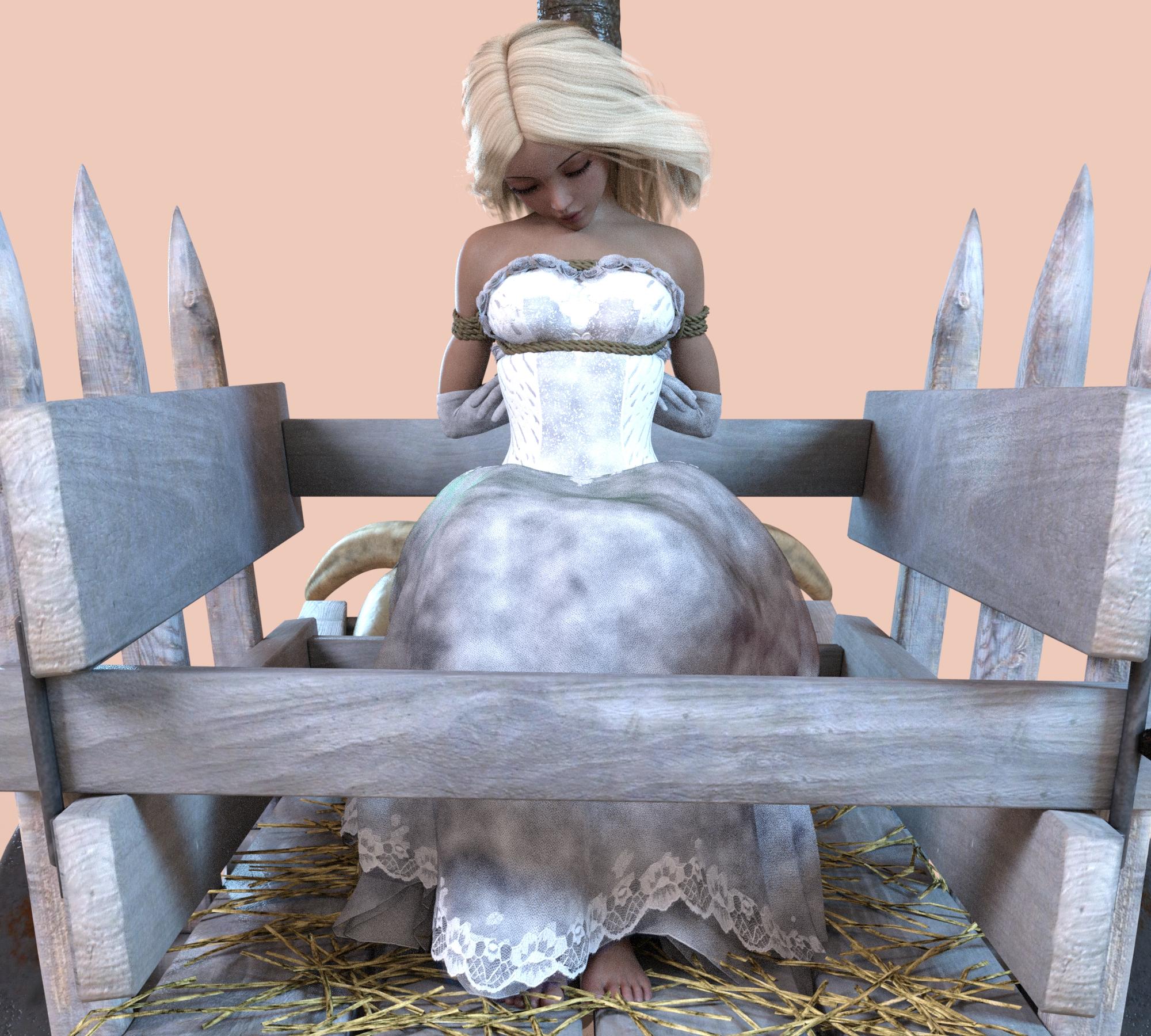 Captured princess of war by NoBuNoBuNoBuNoBu