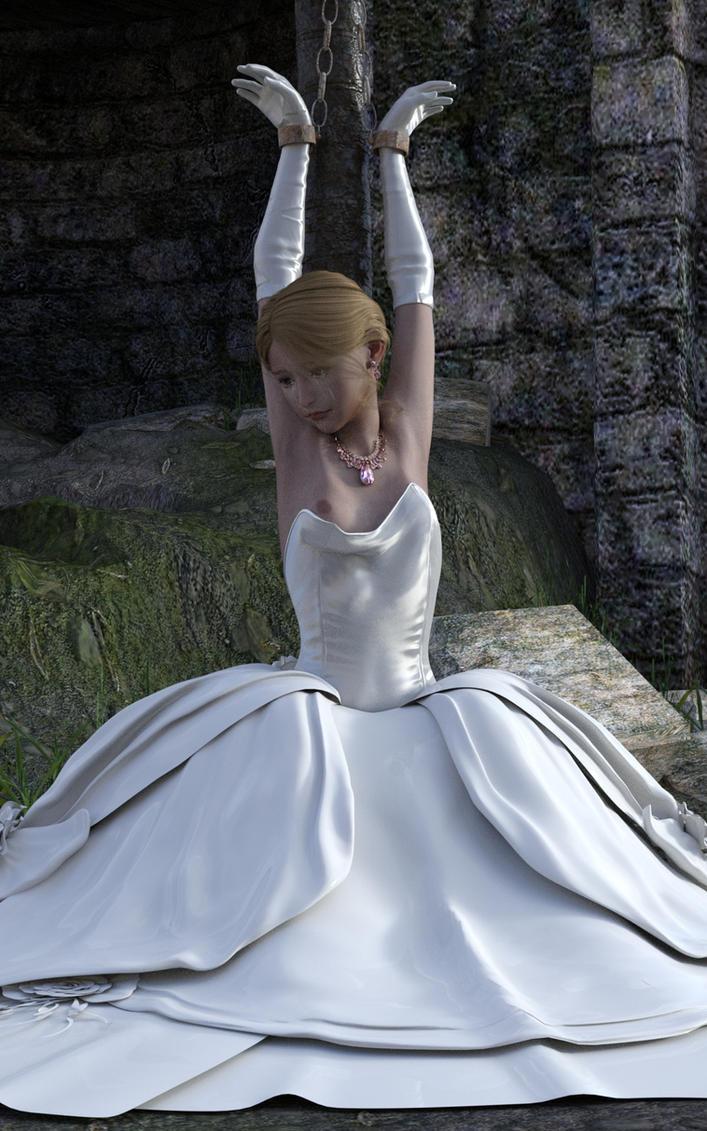 chained princess by NoBuNoBuNoBuNoBu