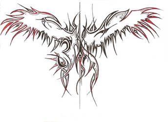 angel or phoenix? by mrtom85