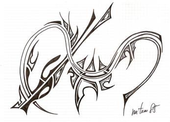 b60c9da1a1a0e mrtom85 3 0 abstract tribal by mrtom85