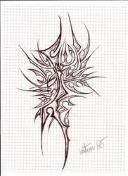 0431b729484bf mrtom85 3 1 abstract tribal tattoo old style by mrtom85