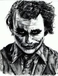 Joker by K4nspachi