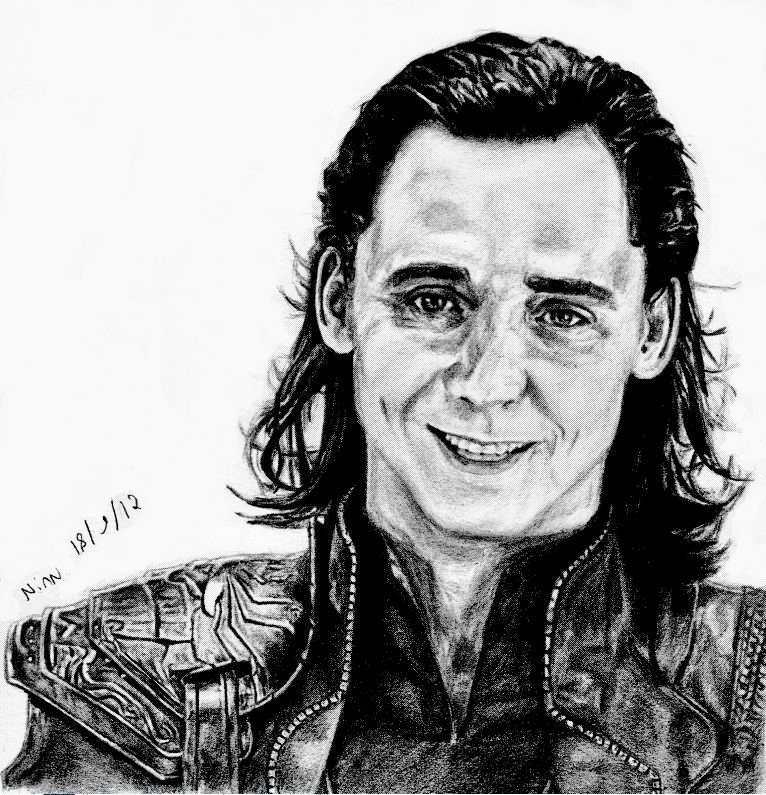 Loki by K4nspachi